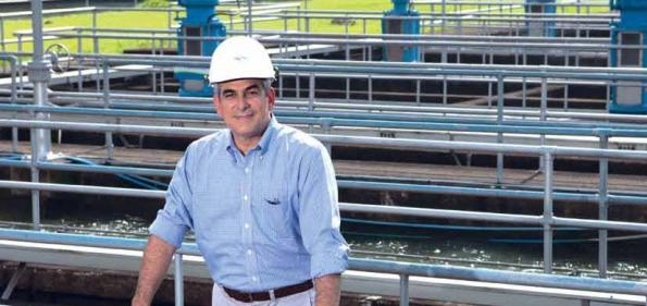 Jaime Augusto Zobel De Ayala, Ayala Corporation, Chairman and CEO